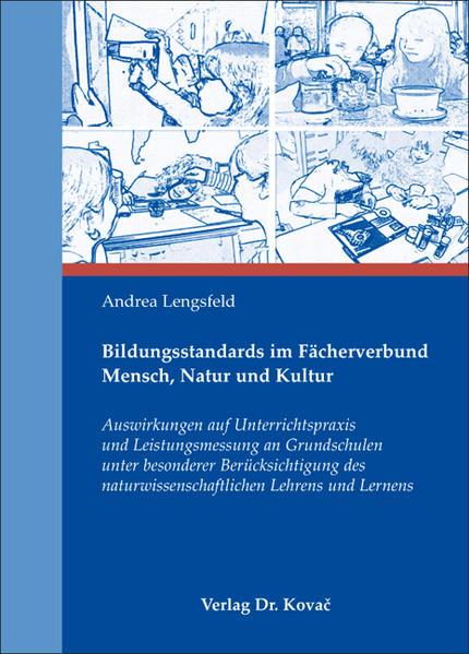 Bildungsstandards im Fächerverbund Mensch, Natur und Kultur - Coverbild