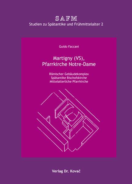 Martigny (VS), Pfarrkirche Notre-Dame - Coverbild