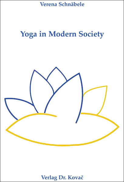 Yoga in Modern Society - Coverbild