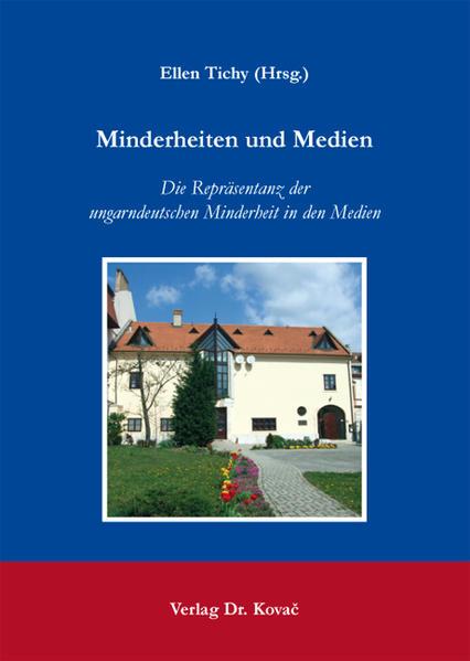 Minderheiten und Medien - Coverbild