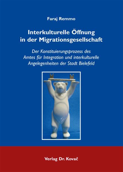 Interkulturelle Öffnung in der Migrationsgesellschaft - Coverbild