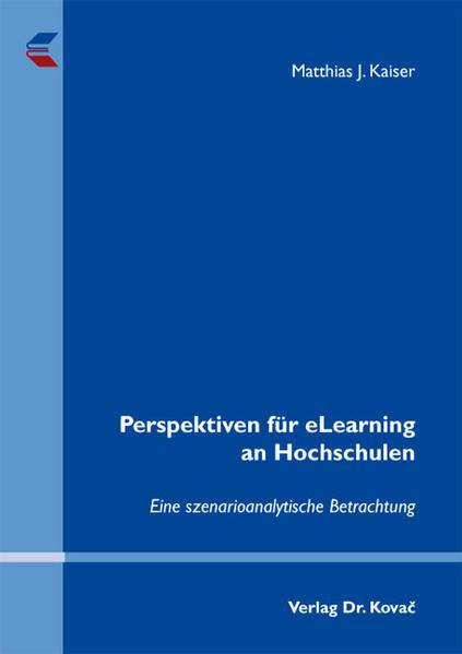 Perspektiven für eLearning an Hochschulen - Coverbild