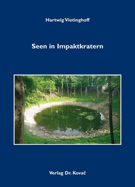 Seen in Impaktkratern - Coverbild