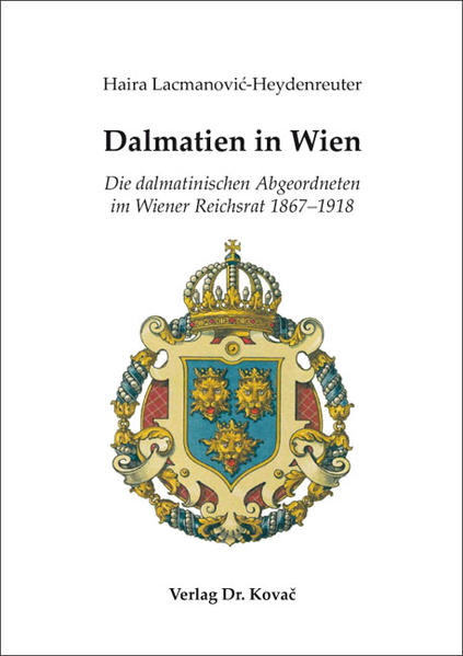Dalmatien in Wien - Coverbild