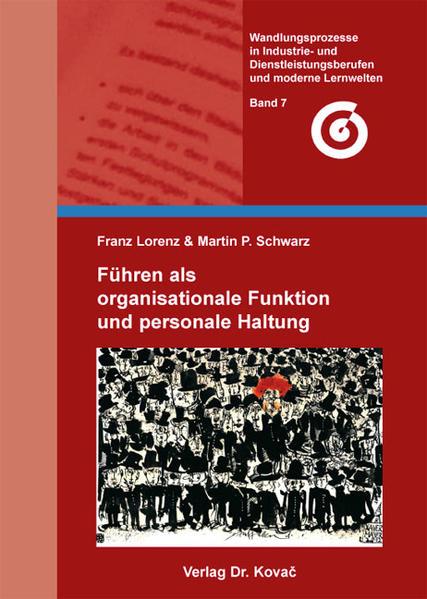 Führen als organisationale Funktion und personale Haltung - Coverbild
