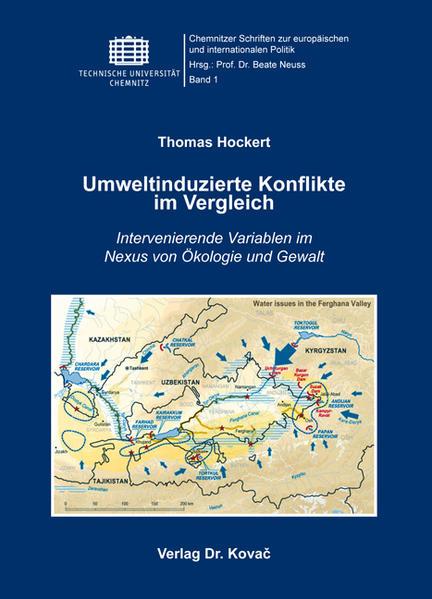 Umweltinduzierte Konflikte im Vergleich - Coverbild