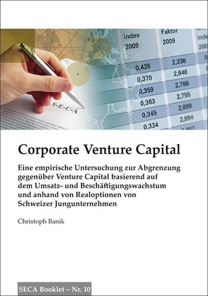 Corporate Venture Capital - Coverbild