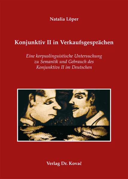 Konjunktiv II in Verkaufsgesprächen - Coverbild