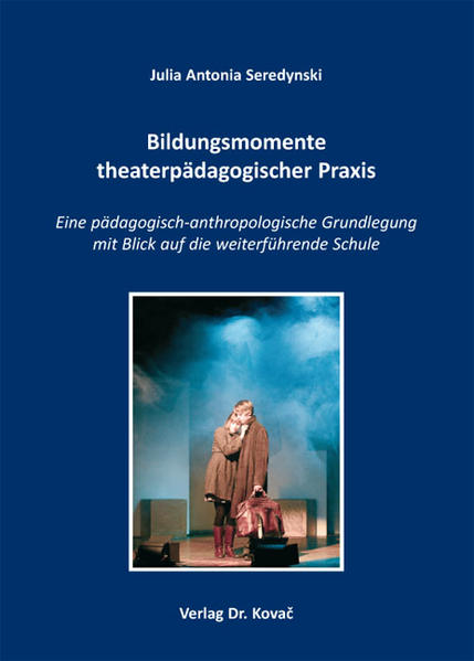 Bildungsmomente theaterpädagogischer Praxis - Coverbild