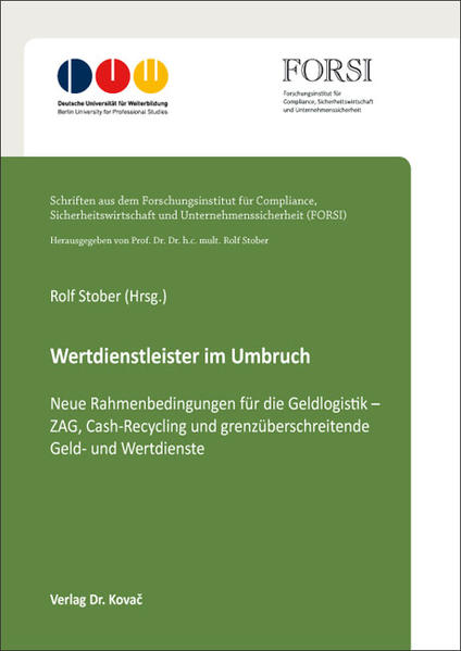 Wertdienstleister im Umbruch - Coverbild