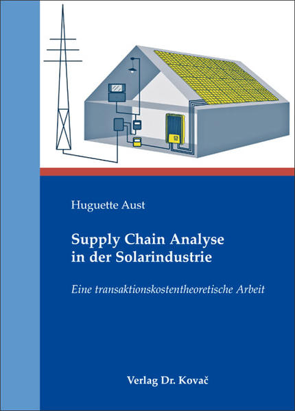 Supply Chain Analyse in der Solarindustrie PDF Kostenloser Download