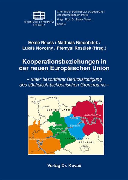 Kooperationsbeziehungen in der neuen Europäischen Union - Coverbild