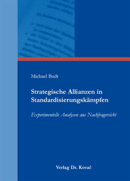 Epub Strategische Allianzen in Standardisierungskämpfen Herunterladen