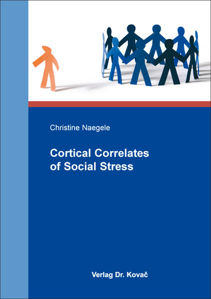 Cortical Correlates of Social Stress - Coverbild