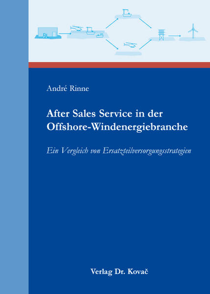 After Sales Service in der Offshore-Windenergiebranche - Coverbild