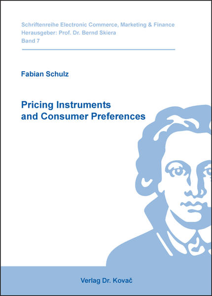 Pricing Instruments and Consumer Preferences - Coverbild