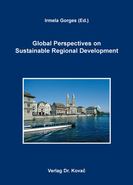 Global Perspectives on Sustainable Regional Development - Coverbild