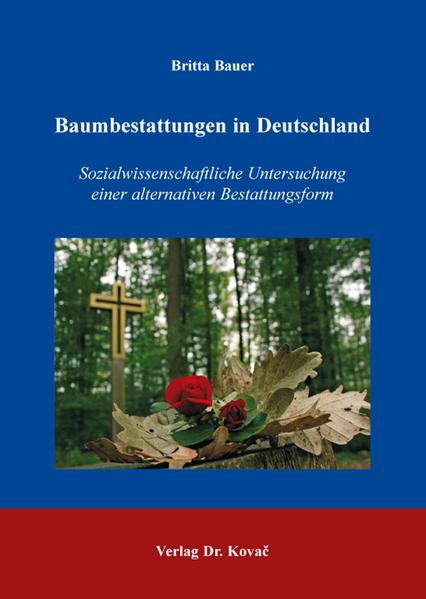 Baumbestattungen in Deutschland - Coverbild
