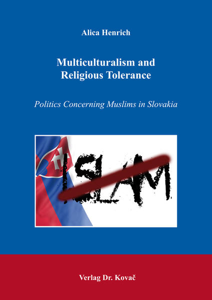 Multiculturalism and Religious Tolerance - Coverbild