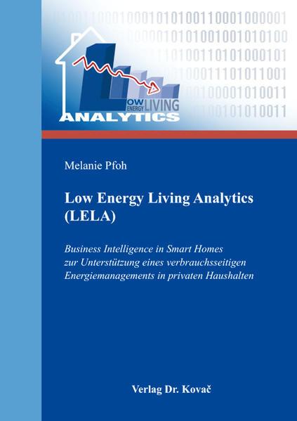Low Energy Living Analytics (LELA) - Coverbild