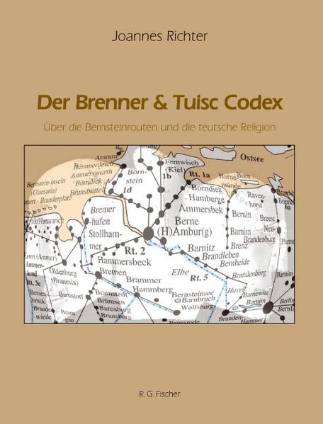 Der Brenner & Tuisc Codex - Coverbild