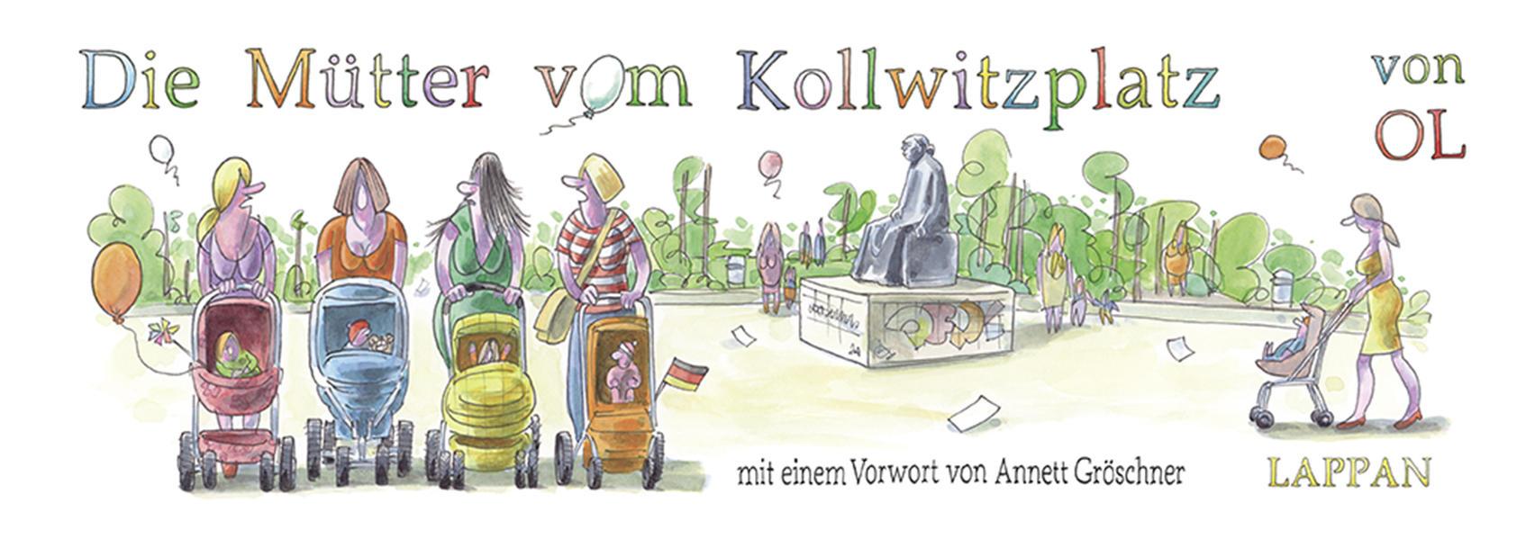 Die Mütter vom Kollwitzplatz - Coverbild
