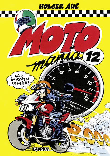 MOTOmania Band 12 - Coverbild