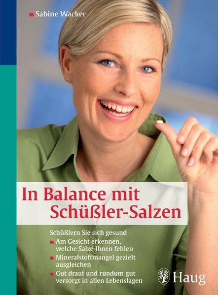 In Balance mit Schüßler-Salzen - Coverbild