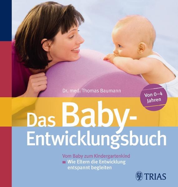 Das Baby-Entwicklungsbuch - Coverbild