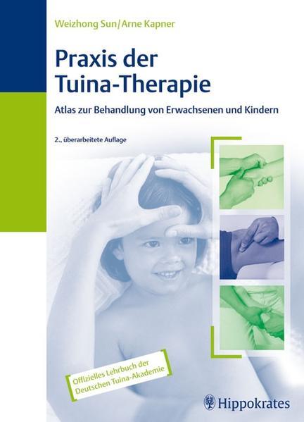 Praxis der Tuina-Therapie - Coverbild