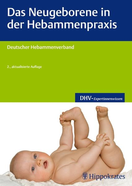 Das Neugeborene in der Hebammenpraxis - Coverbild