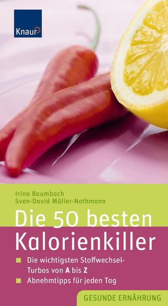 Die 50 besten Kalorienkiller - Coverbild