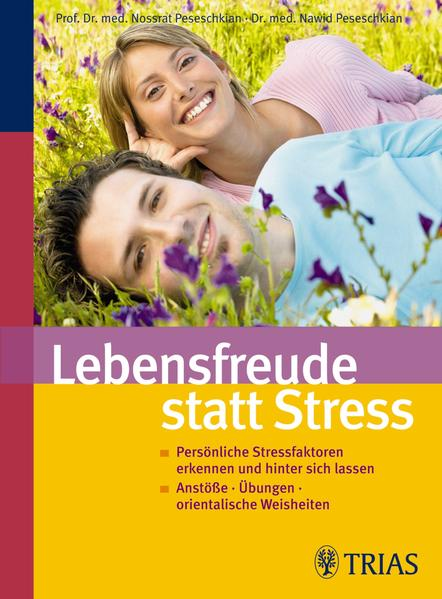 Lebensfreude statt Stress - Coverbild