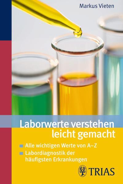 Laborwerte verstehen leicht gemacht - Coverbild