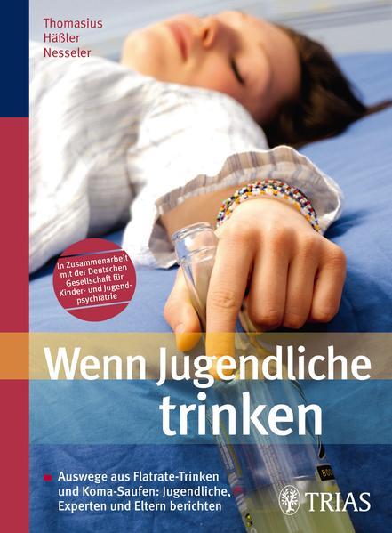Wenn Jugendliche trinken - Coverbild