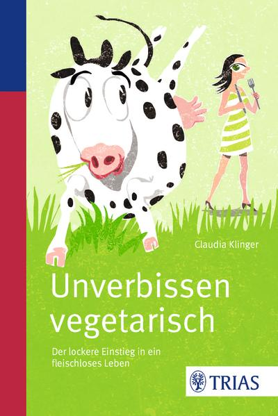 Unverbissen vegetarisch - Coverbild