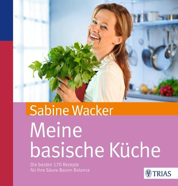 Meine basische Küche - Coverbild