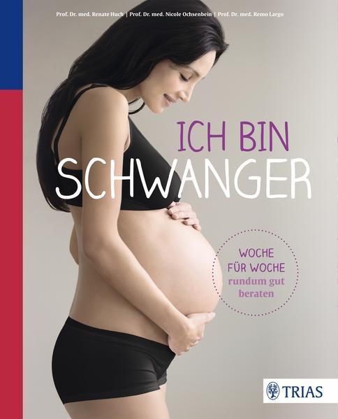 Ich bin schwanger - Coverbild