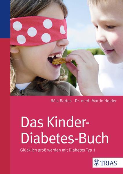 Das Kinder-Diabetes-Buch - Coverbild