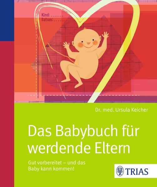 Das Babybuch für werdende Eltern - Coverbild