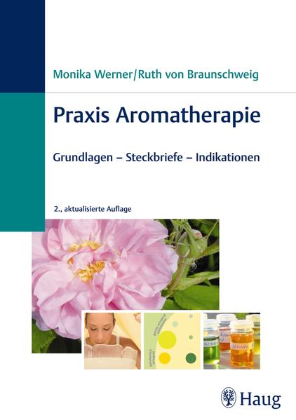 Praxis Aromatherapie - Coverbild