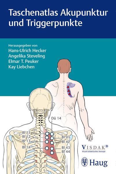 Taschenatlas Akupunktur und Triggerpunkte - Coverbild