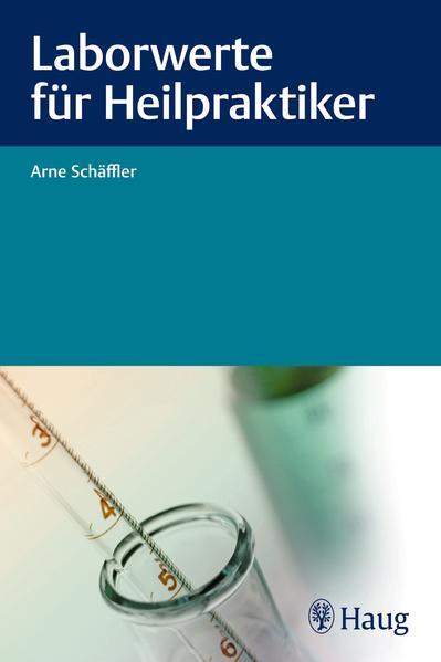 Laborwerte für Heilpraktiker - Coverbild