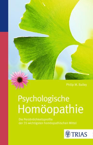 Psychologische Homöopathie - Coverbild