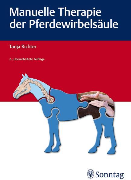 Manuelle Therapie der Pferdewirbelsäule - Coverbild