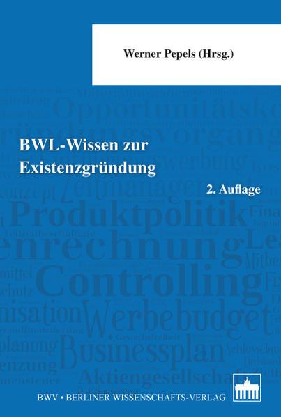 Epub Download BWL - Wissen zur Existenzgründung