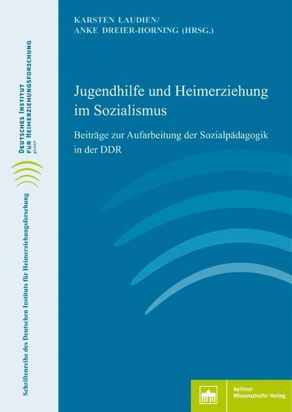 Jugendhilfe und Heimerziehung im Sozialismus - Coverbild