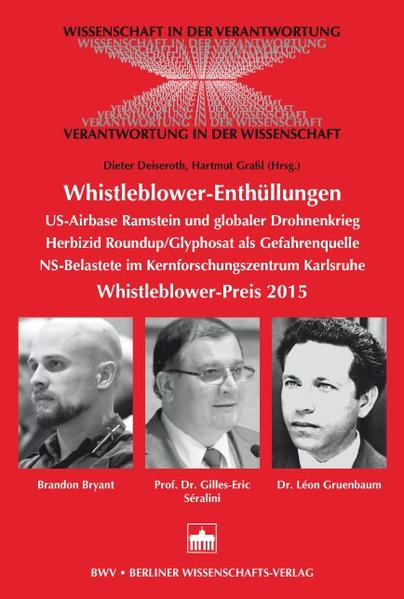 Whistleblower-Enthüllungen - Coverbild