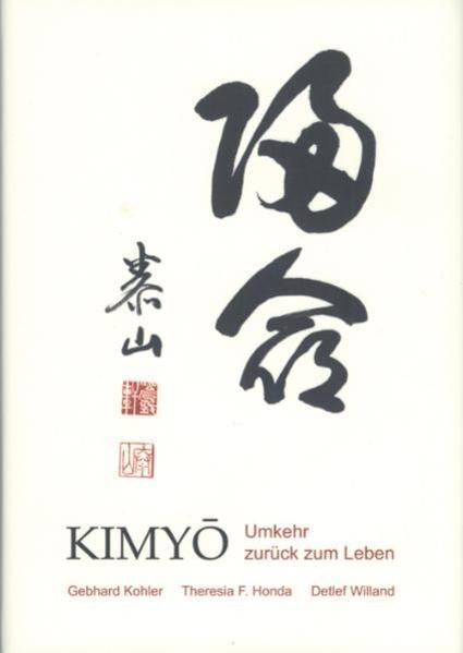 Kimyo. Umkehr - Zurück zum Leben - Coverbild