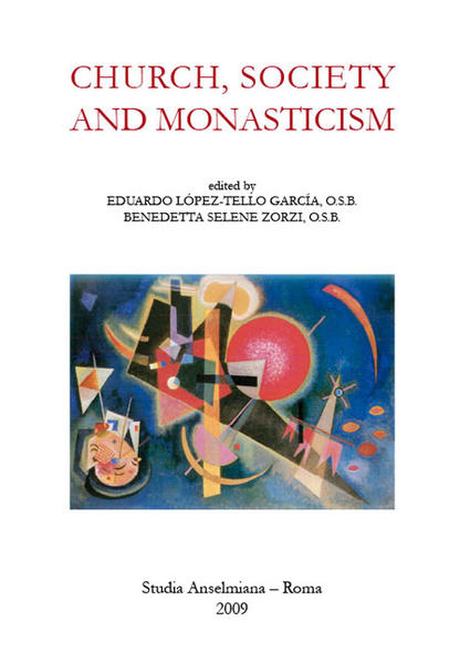 Church, Society and Monasticism - Coverbild